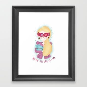 luna-lovegood56857-framed-prints
