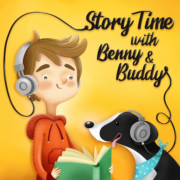 benny & buddy - 3000x3000px