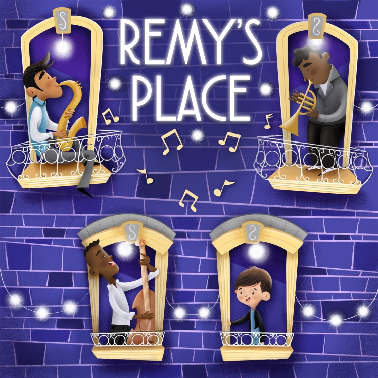 remy's place - final